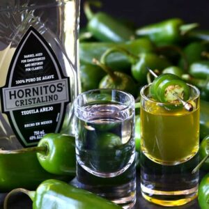 This Jalapeñoback Shots is a spicy, fun twist on a Pickleback Shot!