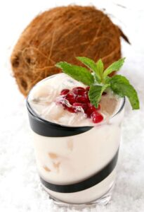 Naughty Snowman Coconut Cooler