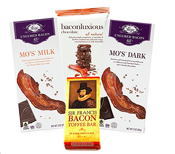 The Mantitlement Gift Guide - Chocolate Bacon