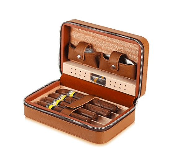The Mantitlement Gift Guide - Travel Humidor