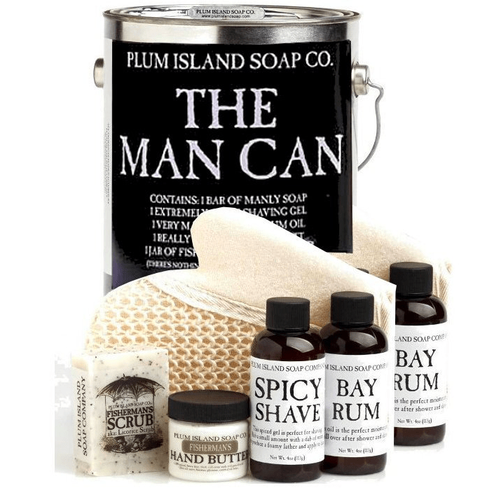 The Mantitlement Gift Guide - The Man Can
