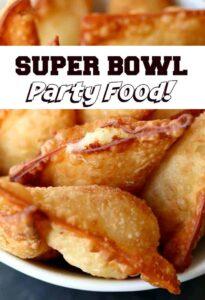 Super Bowl Party Food!