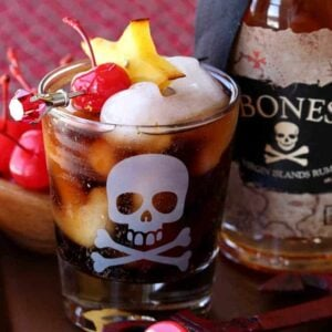 Blackbeard's Rum and Coke