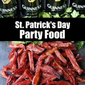 St. Patrick's Day Party Food
