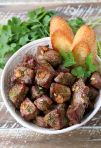Fiesta Steak Tips