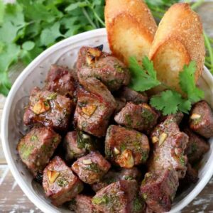 Best Oven Roasted Steak Tips Recipe