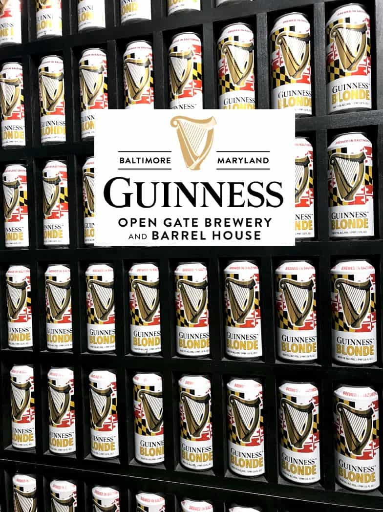 beer food and fun in baltimore guiness front feature image
