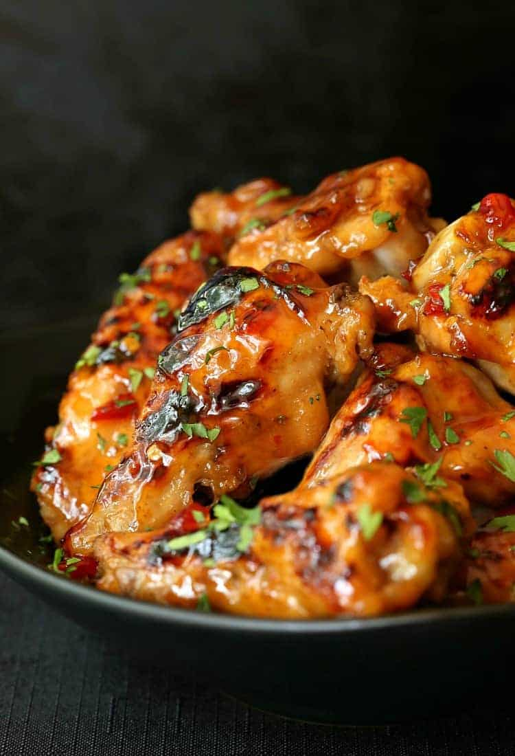 Easy Slow Cooker Chicken Wings Recipe