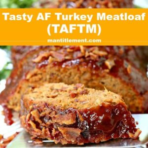 Tasty AF Turkey Meatloaf | Easy Moist Turkey Meatloaf Recipe