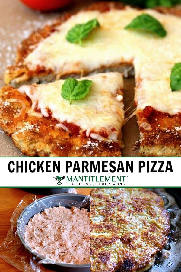 chicken parmesan pizza is a low carb pizza recipe