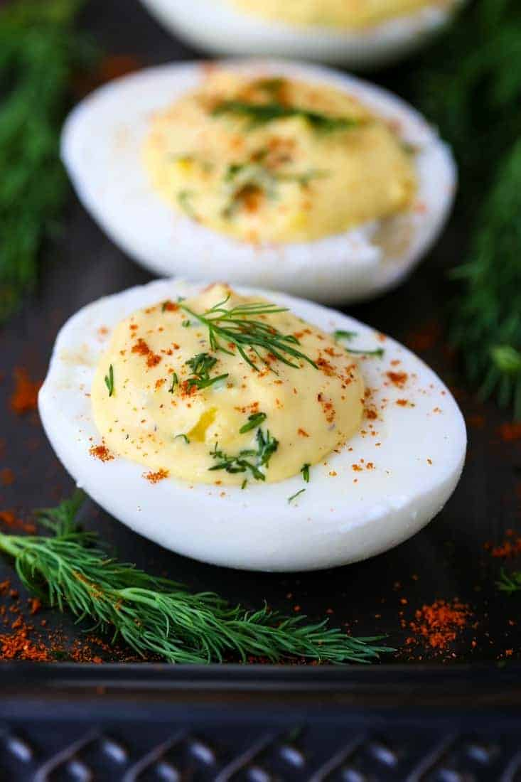 Classic Deviled Eggs Recipe will guide you on making the perfect deviled eggs
