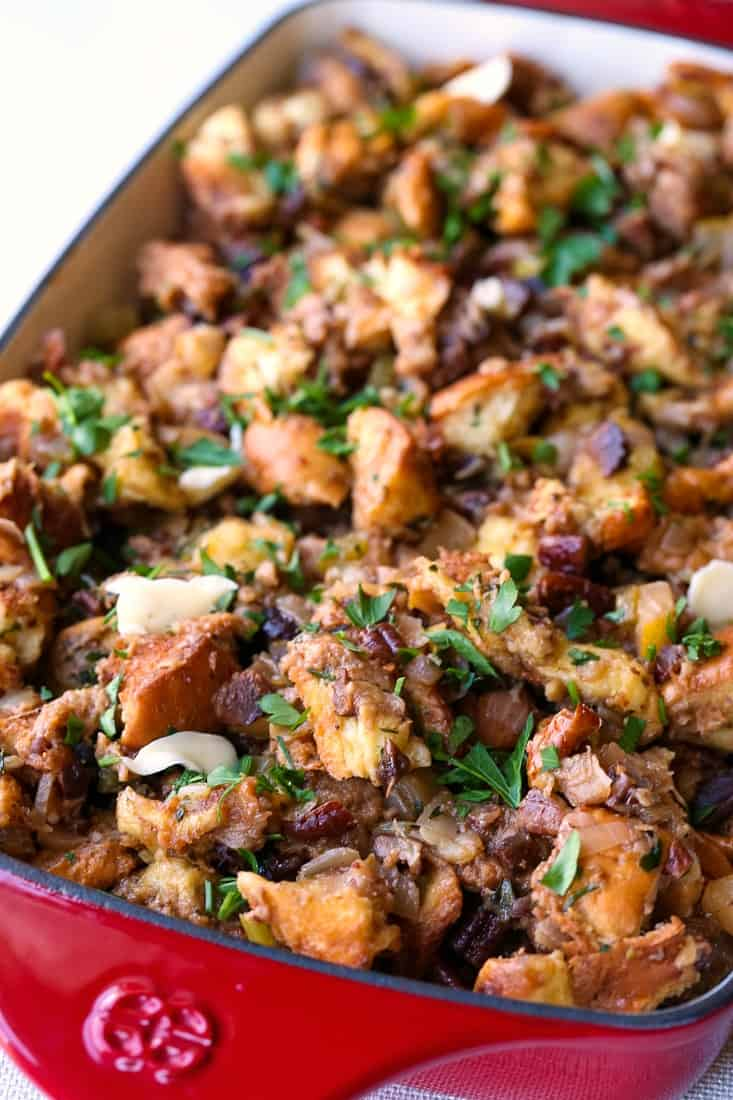 Homemade Thanksgiving Stuffing Recipe