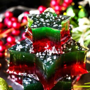 Easy & Festive Champagne Jello Shots | How To Make Jello Shots