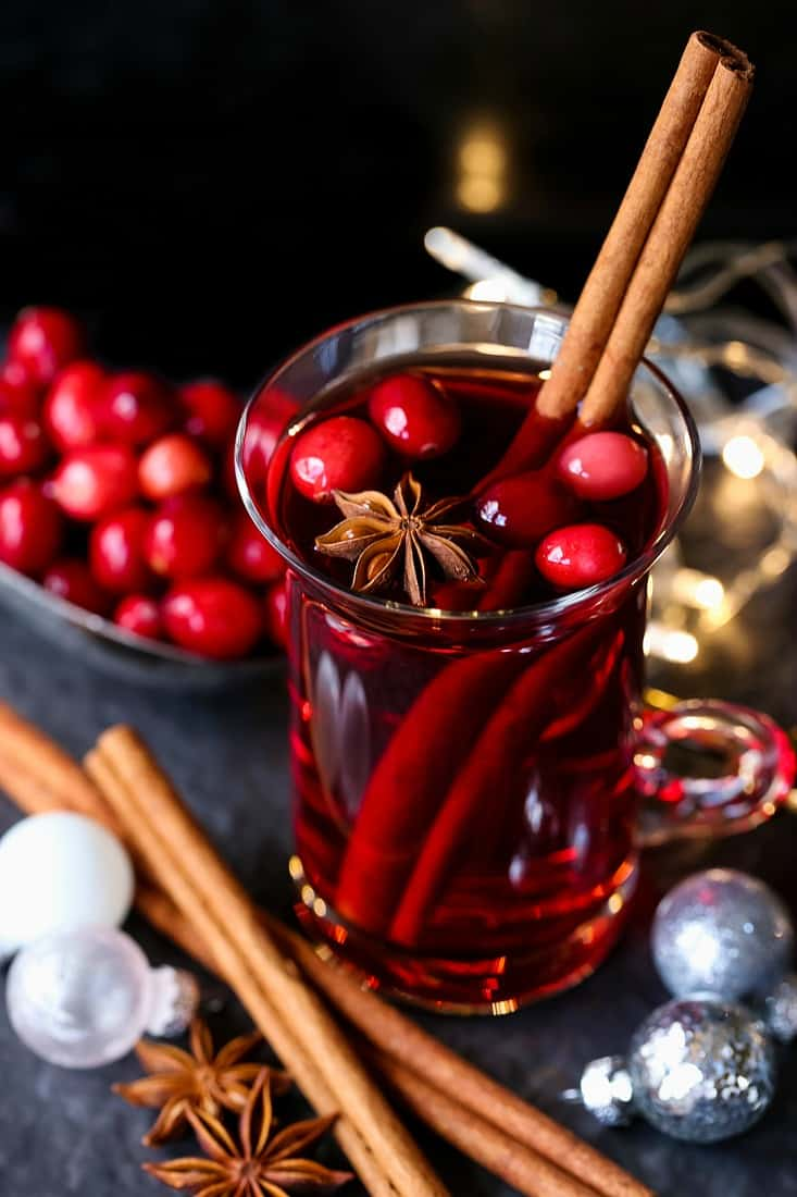 Christmas Punch Recipe | Delicious Christmas & New Year's Eve Drink