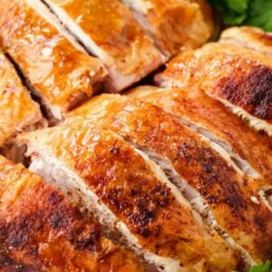 How To Roast And Carve A Turkey Breast