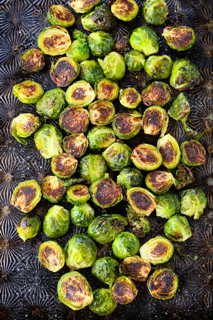 How To Make the Best Roasted Brussels Sprout is a roasted brussels sprout recipe in the oven