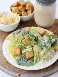 Homemade Caesar Salad Dressing Recipe