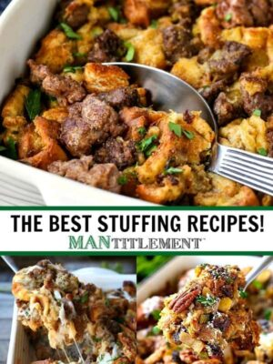 stuffing recipe collection for pinterest