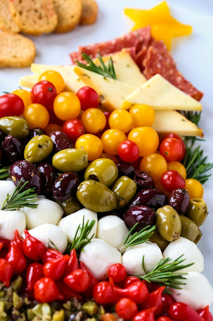 holiday antipasto platter for an east appetizer recipe