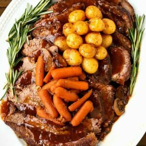 Grandma's Pot Roast Recipe