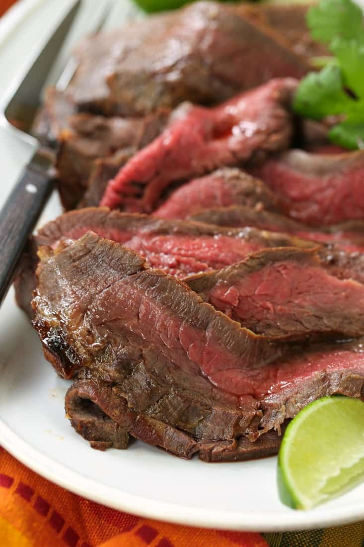 Fiesta Steak Marinade is a steak marinade with cumin and cilantro