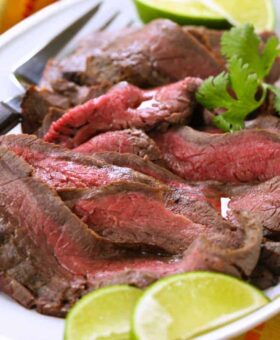 Steak marinade recipe for flank or skirt steak