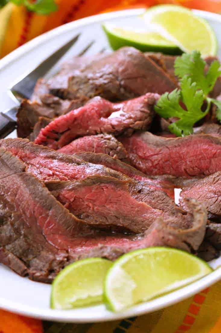 Steak marinade recipe for flank or skirt steak