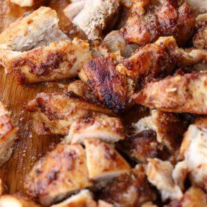 Honey Chipotle Marinade recipe for chicken, turkey, steak or pork