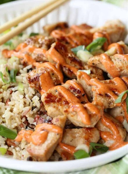 Easy chicken recipe for weeknight dinners and parties
